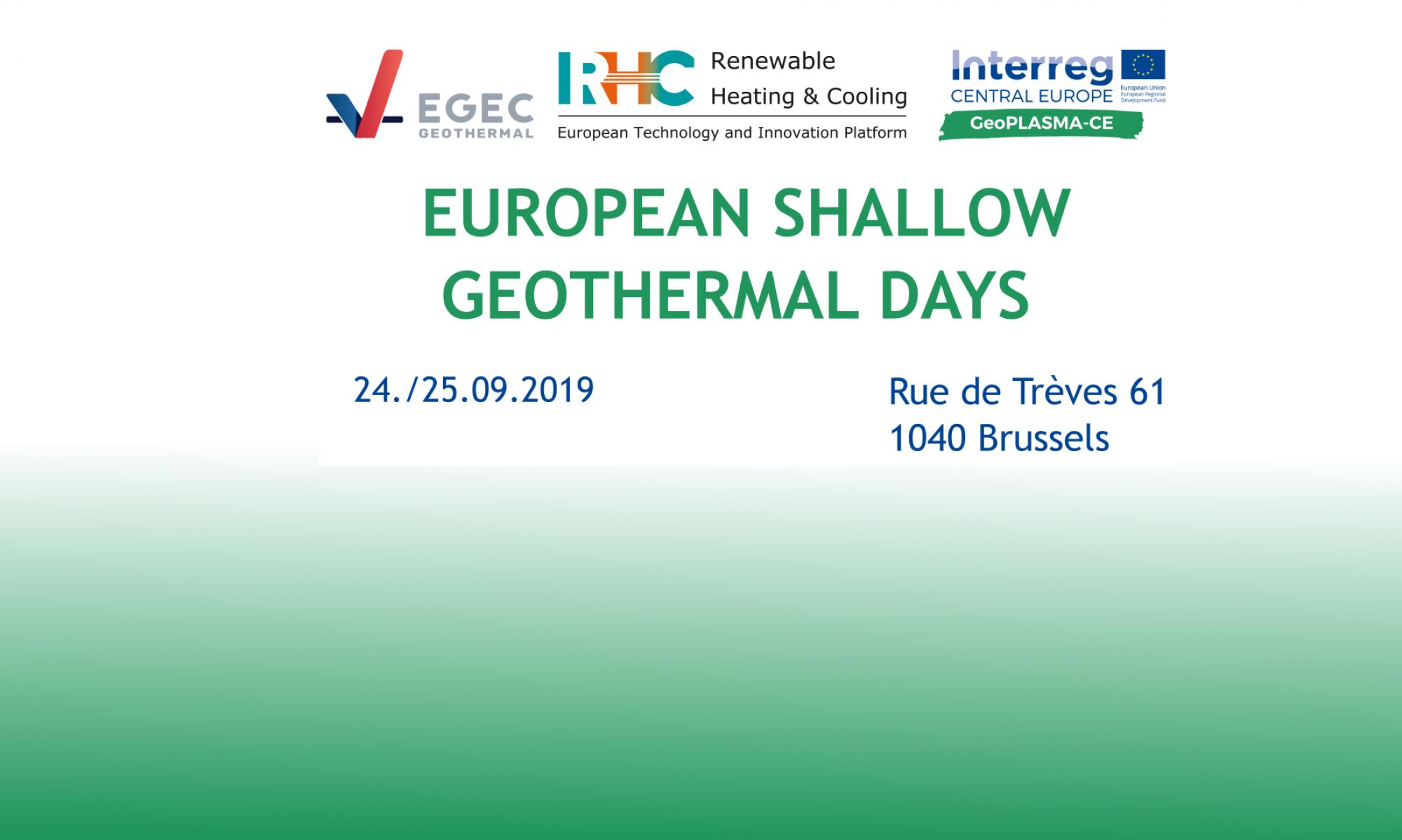 Geothermal Days